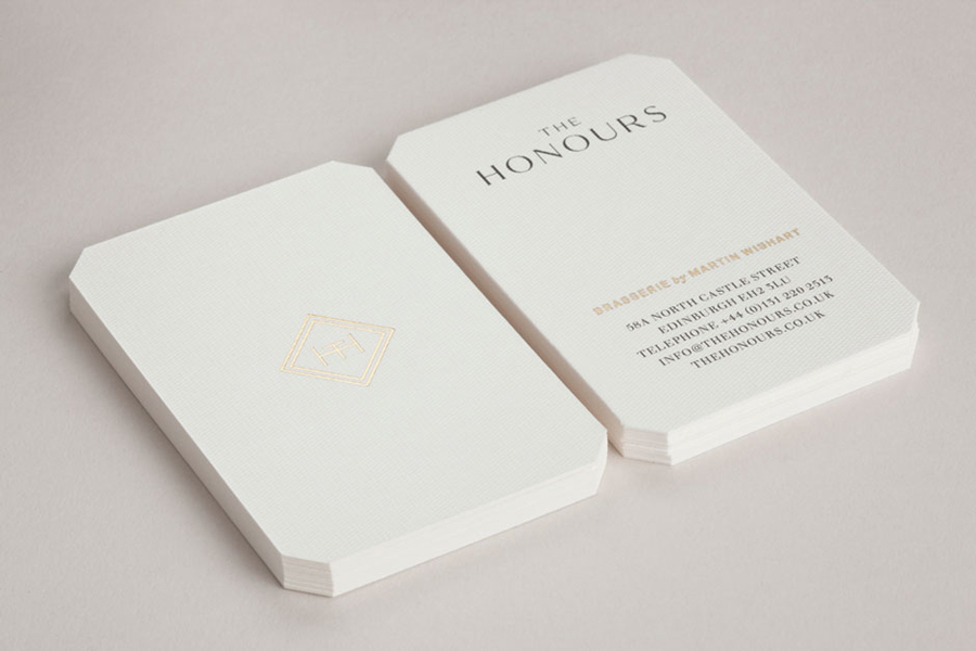 04_The_Honours_Business_Cards_Gold_Foil_by_Touch_on_BPO