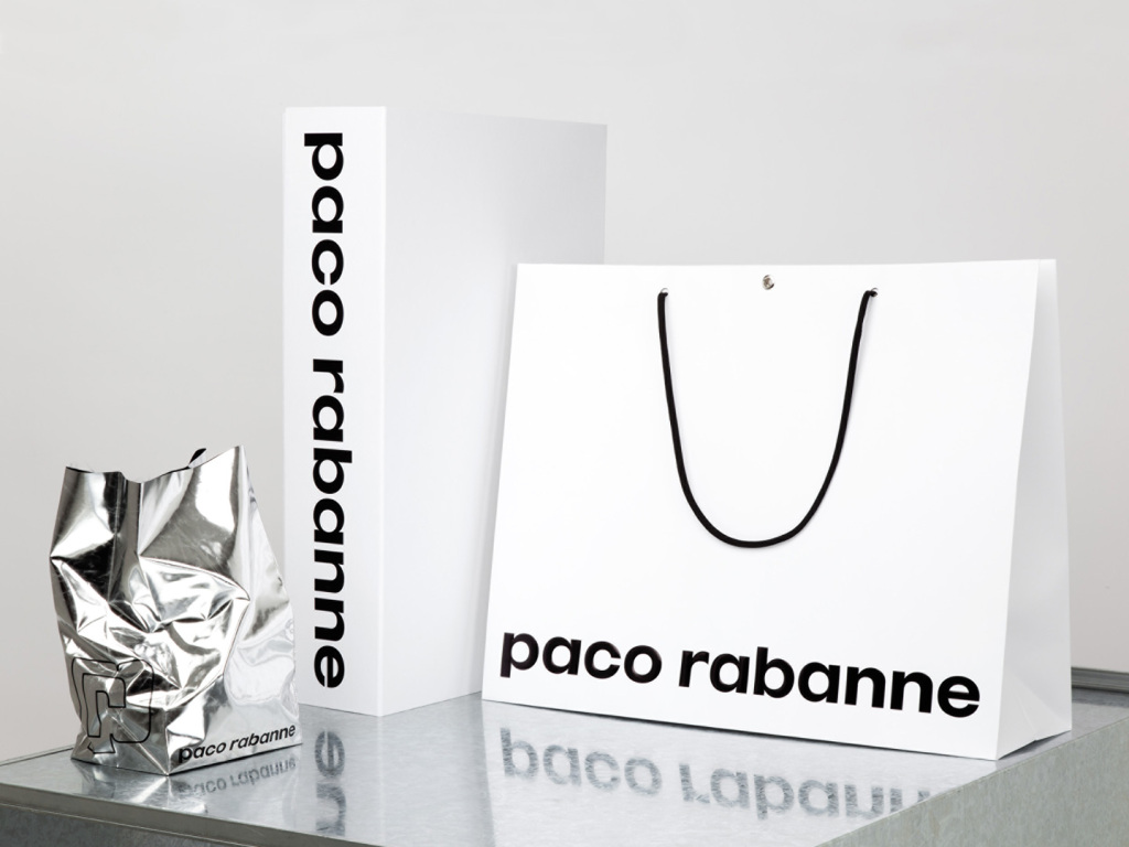 06-Paco-Rabanne-Branding-Logo-Print-Bags-Zak-Group-BPO-1024x768
