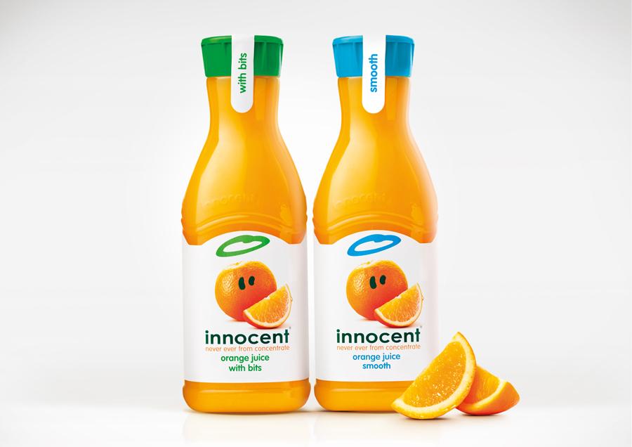 Innocent orange