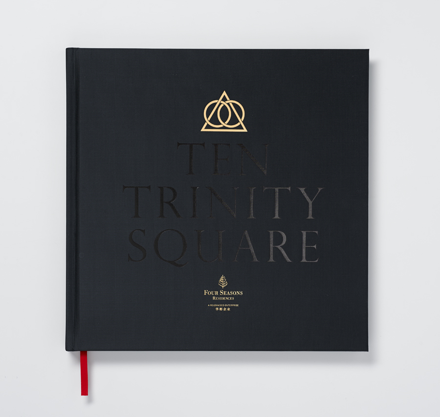 06-Ten-Trinity-Square-Logo-and-Gold-Foiled-Book-by-Pentagram-on-BPO