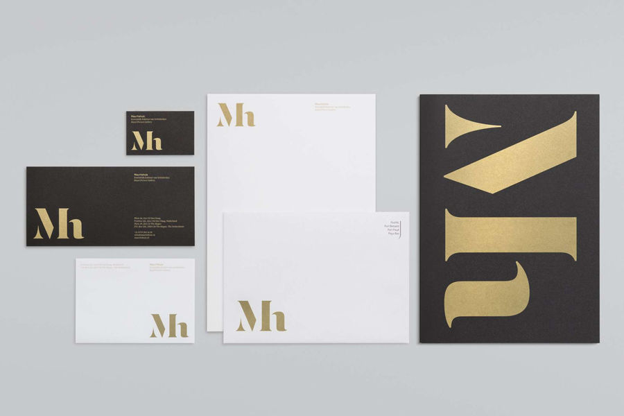 01-Mauritshuis-Stationery-by-Studio-Dumbar-on-BPO