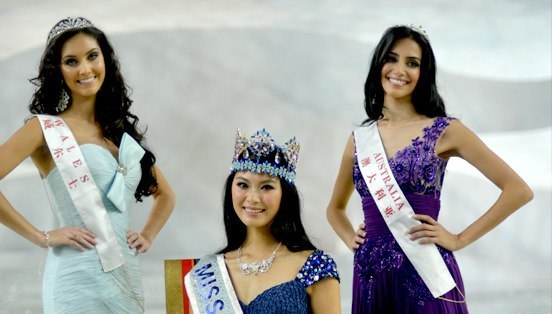 0 Top Three Miss World Winners