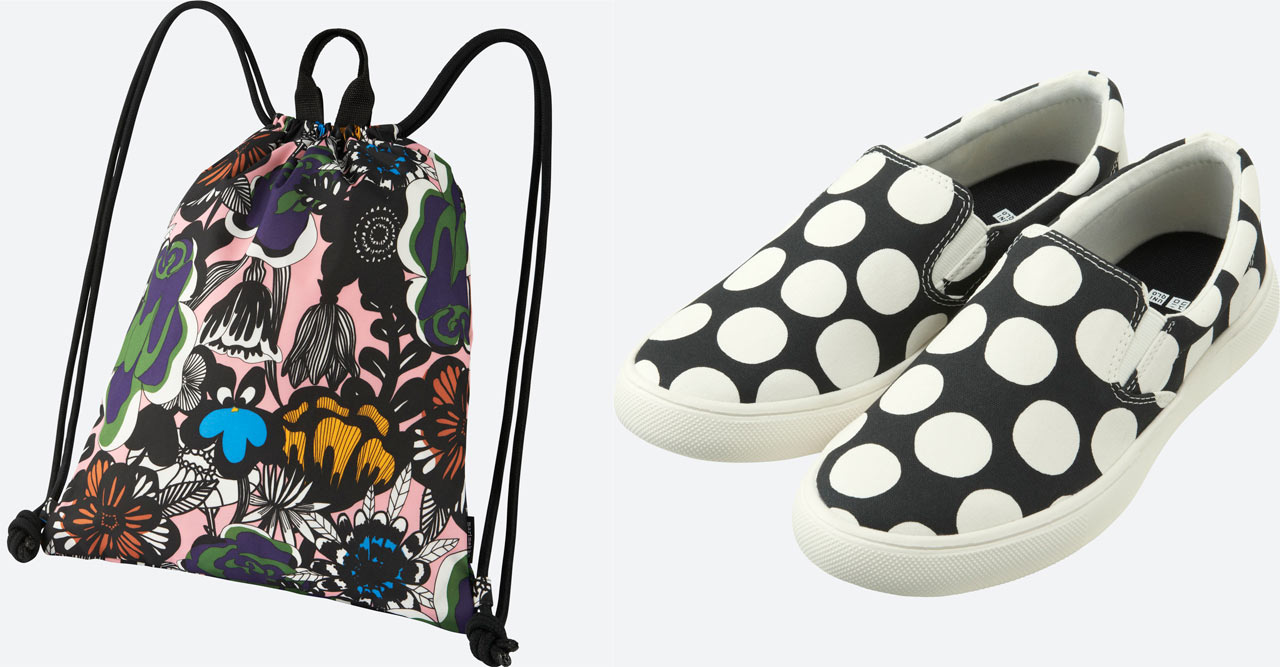 UNIQLO and Marimekko Limited Edition Collection