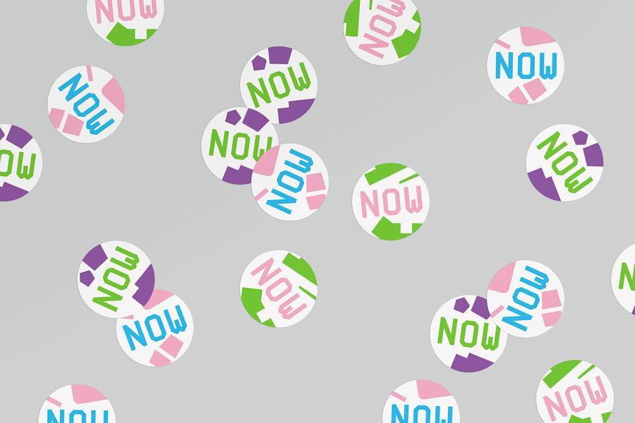 05-Guggenheim-Helsinki-NOW-Identity-and-Stickers-by-Kokoro-Moi-on-BPO