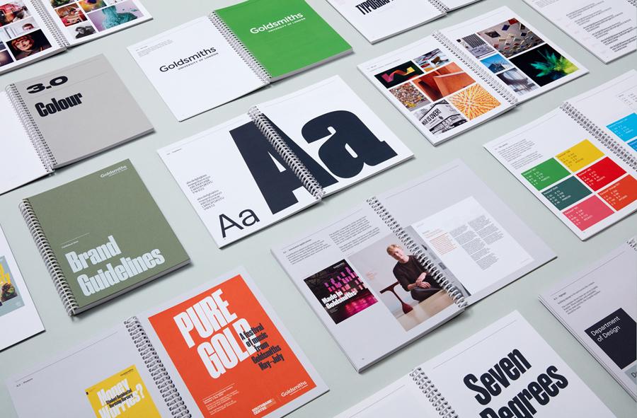 04-Goldsmiths-Visual-Identity-Brand-Guidelines-Spy-BPO