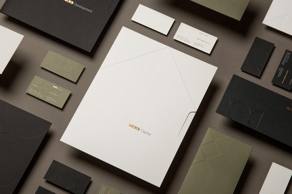 04-Hicks-Branding-Stationery-Business-Cards-Block-Foil-Face-BPO-1024x682